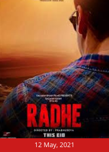 Radhe – Your Most Wanted Bhai
